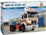 Italeri 3946 MAN F8 19.321 4x2 1:24