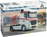 Italeri 3948 Mercedes-Benz MP4 Big Space 1:24
