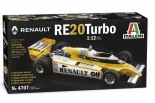 Italeri 4707 Renault RE 20 Turbo 1:12
