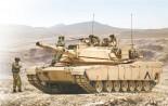 Italeri 6571 M1A1 Abrams with crew 1:35