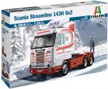 Italeri 3944 Scania Streamline 143H 6x2 1:24