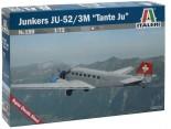Italeri 150 JUNKERS JU-52