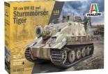 Italeri 6573 Sturmmörser Tiger 38cm RW 61 1:35