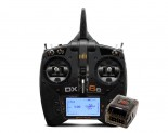 Spektrum DX6e Fernsteuerung mit AR620 Empfänger