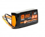 850mAh 11.1V 3S 30C Spektrum Smart Lipo Akku