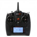 Spektrum DX8 Fernsteuerung mit AR8010T Telemetrie Empfänger