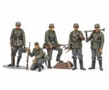 Tamiya Fig-Set Dt. Infanterie 1941/42 (5) 1:35 35371