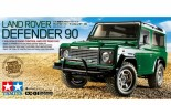 M1:10 Tamiya Land Rover Defender 90 CC-01 58657