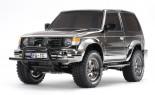 M1:10 Tamiya Mitsubishi Pajero Black Metallic 47375