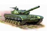 Zvezda 3550 T-72B Soviet MBT 1:35
