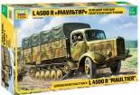 Zvezda 3603 L4500 Maultier 4,5t Truck M1:35