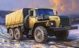 Zvezda 3654 Ural 4320 - Russischer Truck M1:35
