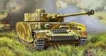 Zvezda 3674 Panzer IV Ausf.G 1:35