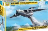 Zvezda 7029 Ilyushin IL-76TD 1:144