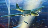 Zvezda 7291 TB-7 Soviet Bomber 1939-1945 1:72