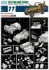 Dragon 3609 IDF 1/4-Ton 4x4 Truck w/MG34 M1:35