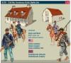 Italeri 6179 American Civil War Farmhouse battle 1:72