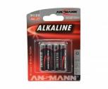 4er Set AAA Micro Batterien