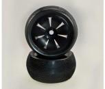 Carson 50 040 5829 Virus Truggy Reifen Set (2) °