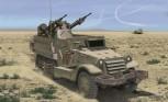 Dragon 3586 IDF M3 Halftrack 1:35