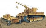 Dragon 6865 Bergepanzer Tiger I s.Pz. Abt.508 1:35