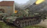 Dragon 6889 Flakpanzer IV Kugelblitz 1:35