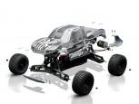 M1:10 ECX Amp MT 2WD Monster Truck RTR Bausatz