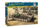 Italeri 6548 Pz.Kpfw.IV Ausf.F1/F2/G 1:35