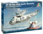 "Italeri 1433 SH-3 Sea King ""APOLLO RECOVERY"" 1:72"