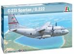 Italeri 1450 C-27J Spartan G222 1:72