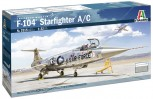 Italeri 2515 TF-104 A/C Starfighter 1:32