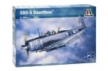 Italeri 2673 SBD-5 DAUNTLESS 1:48