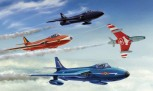 Italeri 2772 Hawker Hunter F Mk. 6/9 1:48