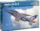 Italeri 2796 Alpha Jet A/E 1:48