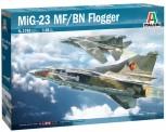 """Italeri 2798 MiG-23 MF/BN """"Flogger"""" 1:48"""