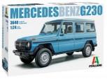 Italeri 3640 Mercedes Benz G 230 1:24