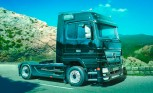 Italeri 3841 Mercedes-Benz Actros Black Edition 1:24