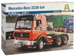 Italeri 3943 Mercedes-Benz 2238 6x4 1:24
