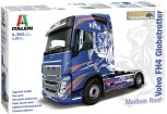 Italeri 3942 Volvo FH4 Globetrotter-Medium Roof 1:24