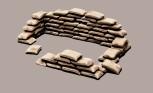 Italeri 406 Sandsäcke M1:35