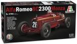 Italeri 4706 Alfa Romeo 8C 2300 Monza Nuvolari M1:12