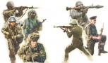 Italeri 6190 Warschauer Pakt Truppen M1:72