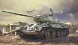 Italeri 6545 T-34/85 Soviet medium tank 1:35