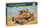 Italeri Carro Armato L6/40 1:35 6553