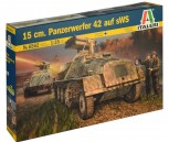 Italeri 6562 15cm Panzerwerfer 42 auf SWS 1:35