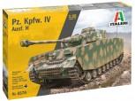 Italeri 6578 Dt. Pz.Kpfw. IV KwK 40L/48 M1/35