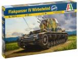 "Italeri 7074 Flakpanzer IV ""Wirbelwind"" 1:72"