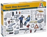 Italeri 764 Truck Shop Accessories 1:24