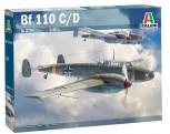 Italeri 2794 Messerschmitt BF 110 C/D 1:48