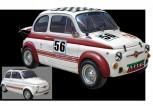 Italeri 4705 FIAT Abarth 695 SS/ Assetto Corsa 1:12
